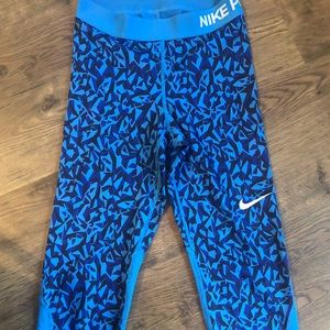 Nike workout tights